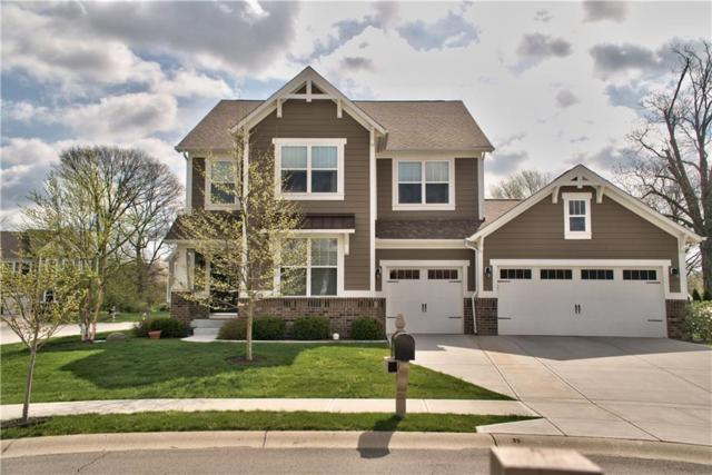 10491 Cleary Trace Drive, Fishers, IN 46040 (MLS #21610655) :: Richwine Elite Group