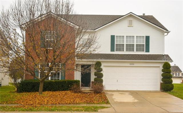 8369 Bluestem Lane, Plainfield, IN 46168 (MLS #21610662) :: The Evelo Team