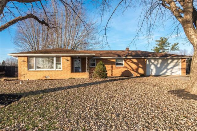 724 Imy Lane, Anderson, IN 46013 (MLS #21610674) :: The Evelo Team