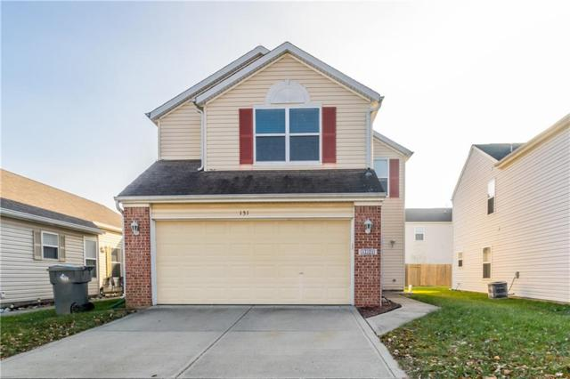 131 Village Green Drive, Indianapolis, IN 46227 (MLS #21610677) :: Mike Price Realty Team - RE/MAX Centerstone