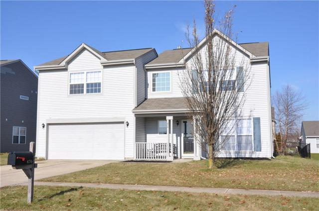 476 Southern Pines Drive, Whiteland, IN 46184 (MLS #21610691) :: The Indy Property Source