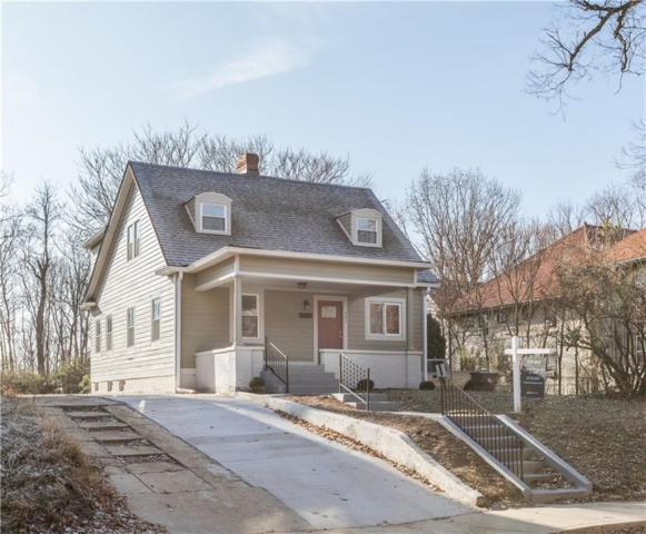 321 E 36th Street, Indianapolis, IN 46205 (MLS #21610695) :: Richwine Elite Group