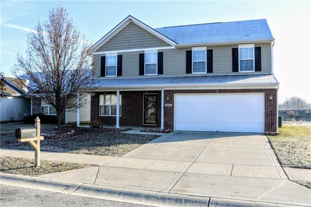 813 Aerostar Court, Avon, IN 46123 (MLS #21610701) :: The Indy Property Source