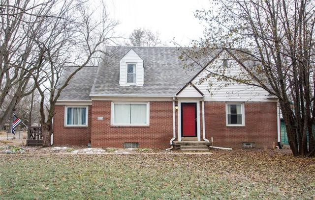 5355 Michigan Road, Indianapolis, IN 46228 (MLS #21610708) :: Mike Price Realty Team - RE/MAX Centerstone