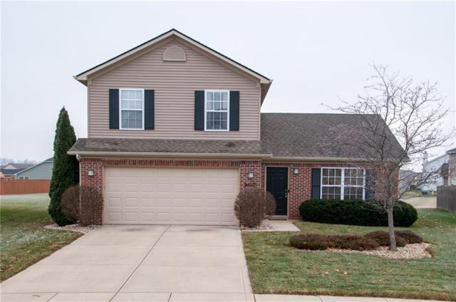8423 Catchfly Drive, Plainfield, IN 46168 (MLS #21610763) :: The Evelo Team