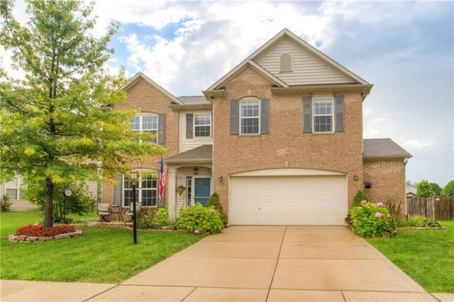 7533 Wildcat Run Lane, Indianapolis, IN 46239 (MLS #21610766) :: Mike Price Realty Team - RE/MAX Centerstone
