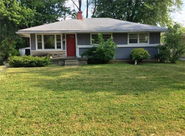 7660 E 49TH Street, Indianapolis, IN 46226 (MLS #21610770) :: Richwine Elite Group