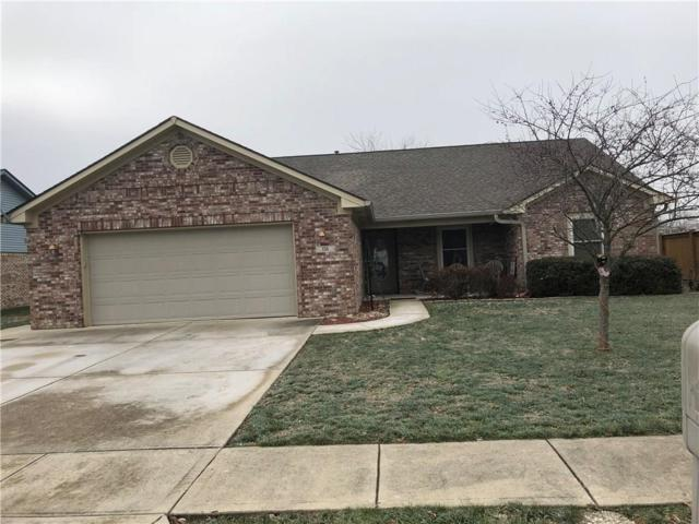 156 S Galahad Drive, Franklin, IN 46131 (MLS #21610790) :: The Indy Property Source