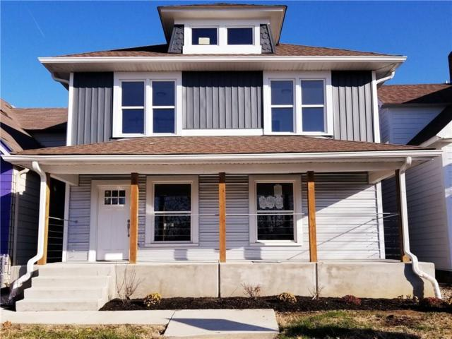 1343 S East Street, Indianapolis, IN 46225 (MLS #21610826) :: Mike Price Realty Team - RE/MAX Centerstone
