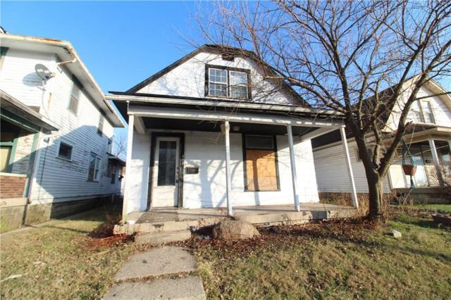 405 N Chester Avenue, Indianapolis, IN 46201 (MLS #21610830) :: AR/haus Group Realty
