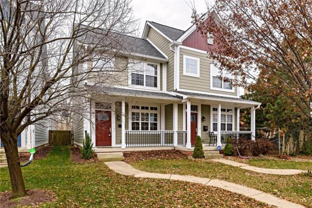 1211 Pleasant Street, Indianapolis, IN 46203 (MLS #21610832) :: The Evelo Team