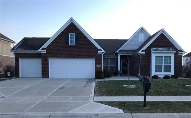 4711 Shady Ridge Row, Greenwood, IN 46143 (MLS #21610847) :: The Indy Property Source