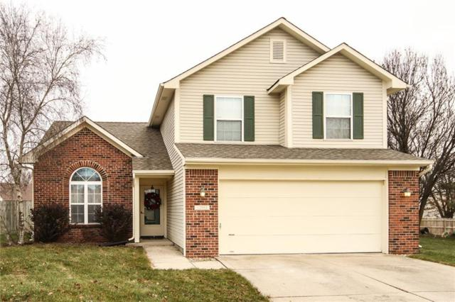12953 Galloway Circle, Fishers, IN 46038 (MLS #21610850) :: The Indy Property Source