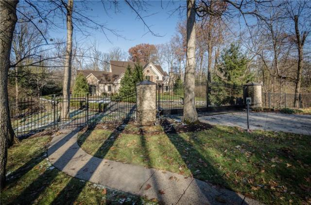464 E 75th Street, Indianapolis, IN 46240 (MLS #21610888) :: The ORR Home Selling Team