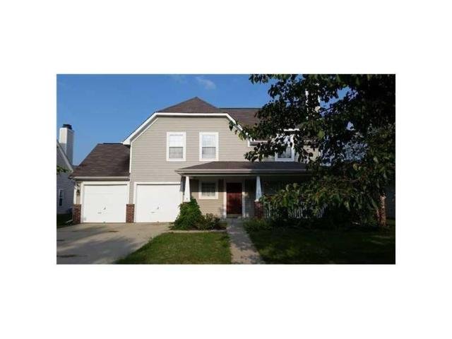 15533 Marietta Circle, Westfield, IN 46074 (MLS #21610905) :: The Indy Property Source