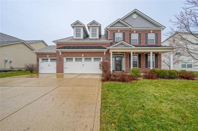 370 Marengo Trail, Westfield, IN 46074 (MLS #21610909) :: The Indy Property Source