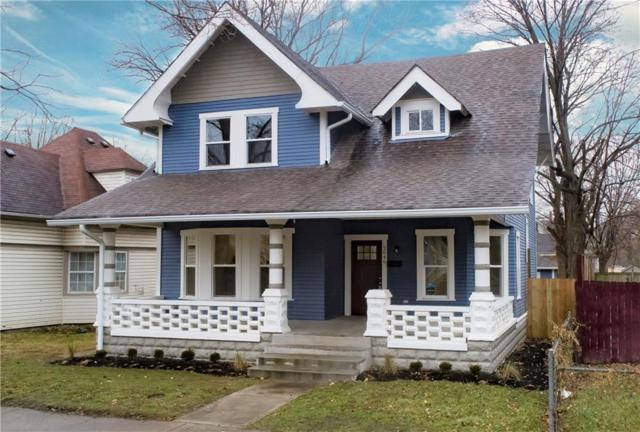 2846 Winthrop Avenue, Indianapolis, IN 46205 (MLS #21610943) :: The Indy Property Source