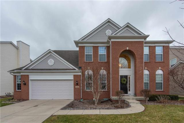 7332 Oxbridge Place, Indianapolis, IN 46259 (MLS #21610964) :: The Indy Property Source