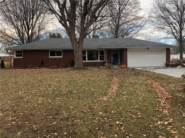 671 N Thorn Drive, Anderson, IN 46011 (MLS #21610977) :: The Evelo Team