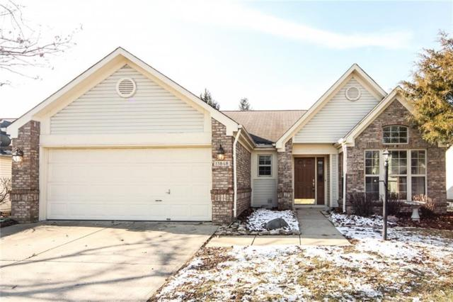 13848 Wabash Drive, Fishers, IN 46038 (MLS #21610995) :: The Evelo Team