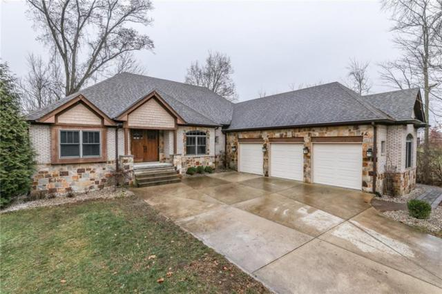 3297 Highpoint Court, Greenwood, IN 46143 (MLS #21611011) :: The Indy Property Source