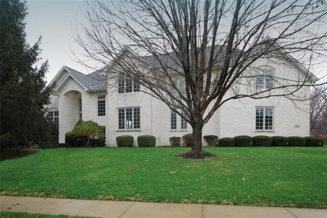 5252 Comanche Trail, Carmel, IN 46033 (MLS #21611029) :: The Indy Property Source