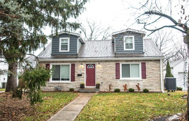 5431 Rosslyn Avenue, Indianapolis, IN 46220 (MLS #21611050) :: The Indy Property Source