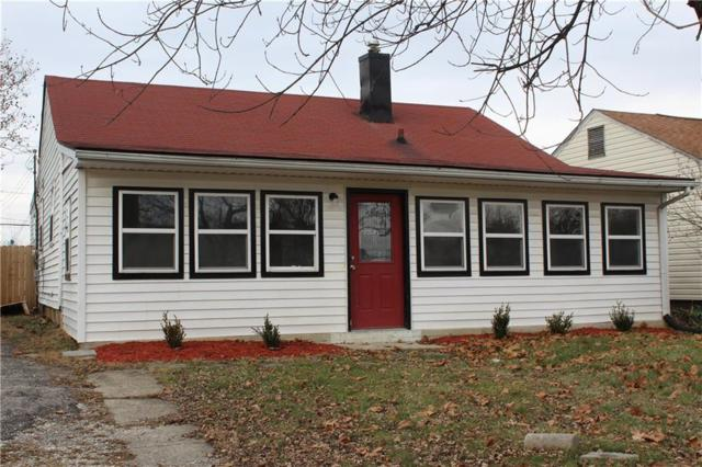 614 S Grand Avenue, Indianapolis, IN 46219 (MLS #21611053) :: Mike Price Realty Team - RE/MAX Centerstone