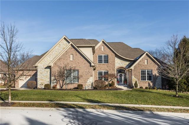 16215 Brookhollow Drive, Westfield, IN 46062 (MLS #21611059) :: Richwine Elite Group