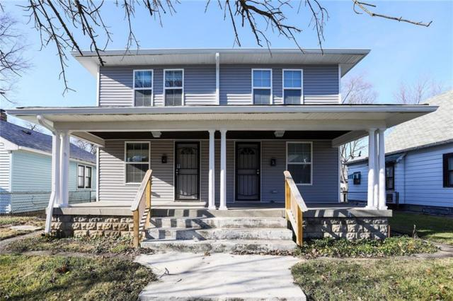 1928 N Parker Avenue, Indianapolis, IN 46218 (MLS #21611067) :: Mike Price Realty Team - RE/MAX Centerstone