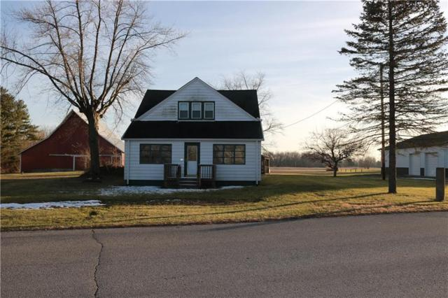 50 Old Right Of Way Road, Fillmore, IN 46128 (MLS #21611082) :: The Evelo Team