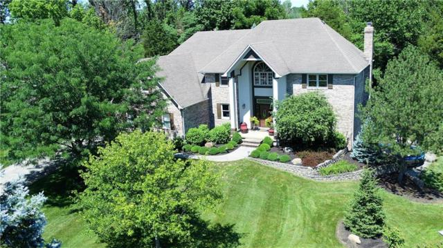 11954 Challenge Court, Indianapolis, IN 46236 (MLS #21611088) :: Mike Price Realty Team - RE/MAX Centerstone