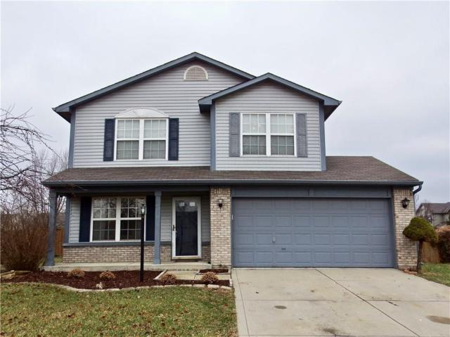 4226 Manasota Court, Westfield, IN 46062 (MLS #21611111) :: The Indy Property Source