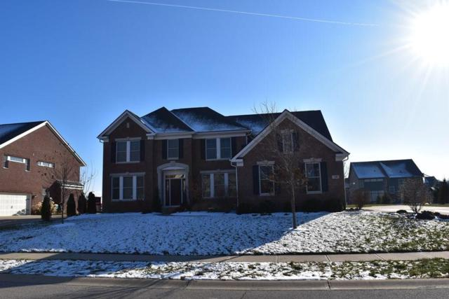 3209 Wildlife Trail, Zionsville, IN 46077 (MLS #21611123) :: The Indy Property Source