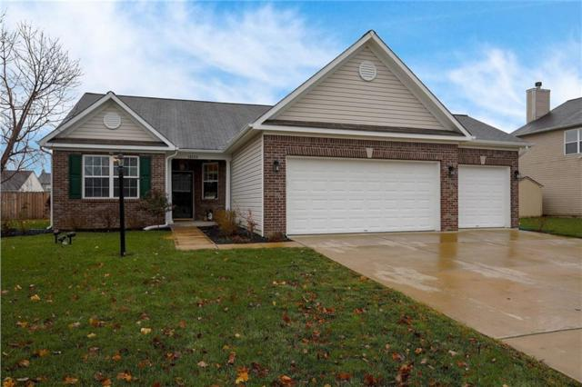 19350 Sandbar Drive, Noblesville, IN 46062 (MLS #21611136) :: The Indy Property Source
