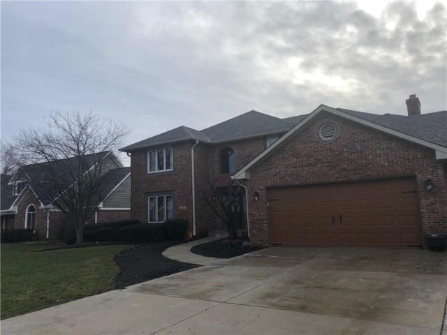 2257 Willow Lake Drive, Greenwood, IN 46143 (MLS #21611183) :: The Indy Property Source