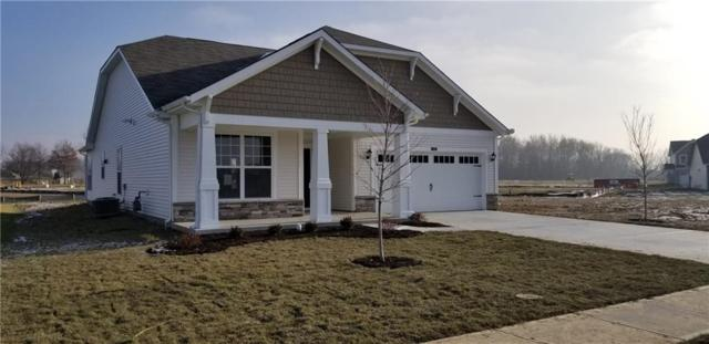 8105 Milender Boulevard, Indianapolis, IN 46237 (MLS #21611215) :: The Evelo Team