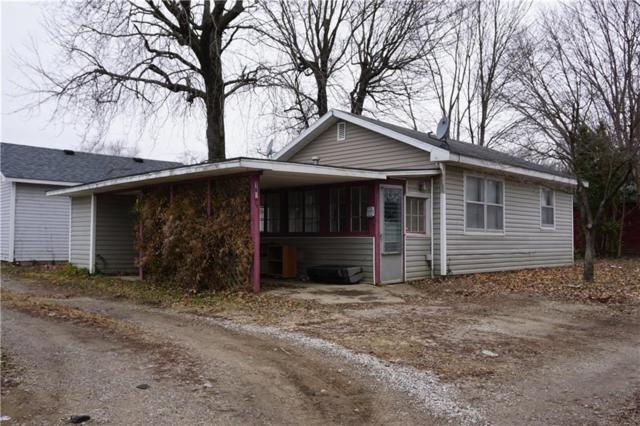 163 N Home Avenue, Martinsville, IN 46151 (MLS #21611226) :: Mike Price Realty Team - RE/MAX Centerstone