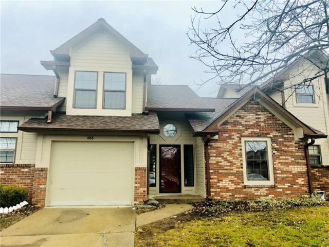 466 Van Camp Square, Greenwood, IN 46143 (MLS #21611241) :: The Indy Property Source