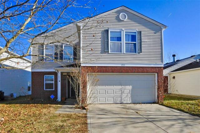 1755 Elijah Blue Drive, Greenwood, IN 46143 (MLS #21611246) :: Mike Price Realty Team - RE/MAX Centerstone