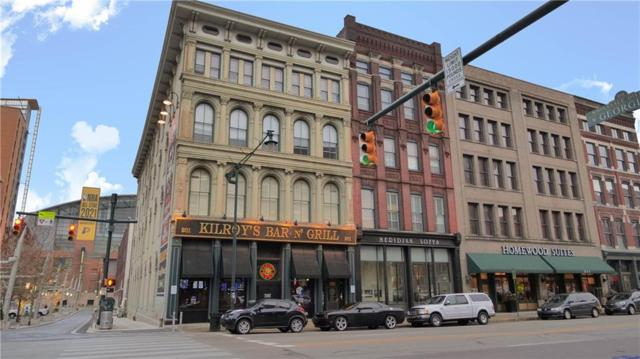 207 S Meridian Street 2B, Indianapolis, IN 46225 (MLS #21611279) :: The Indy Property Source