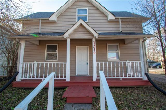 1214 S Sheffield Avenue, Indianapolis, IN 46221 (MLS #21611281) :: The Indy Property Source