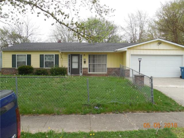 3733 N Lombardy Place, Indianapolis, IN 46226 (MLS #21611284) :: HergGroup Indianapolis