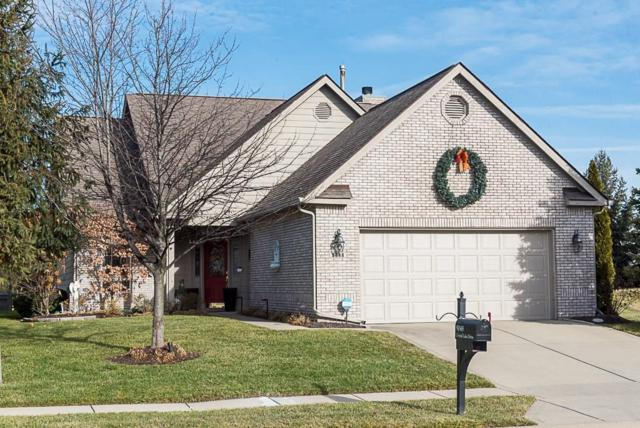 9048 Crystal Lake Drive, Indianapolis, IN 46240 (MLS #21611340) :: Mike Price Realty Team - RE/MAX Centerstone