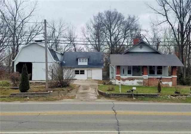 954 S State Street, North Vernon, IN 47265 (MLS #21611345) :: The Evelo Team