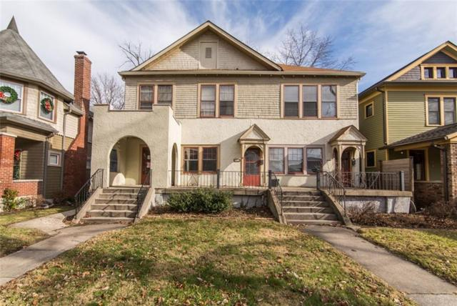 783 Woodruff Place East Drive, Indianapolis, IN 46201 (MLS #21611354) :: Richwine Elite Group