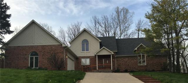9764 E Cedar Point Drive, Carmel, IN 46032 (MLS #21611363) :: Mike Price Realty Team - RE/MAX Centerstone