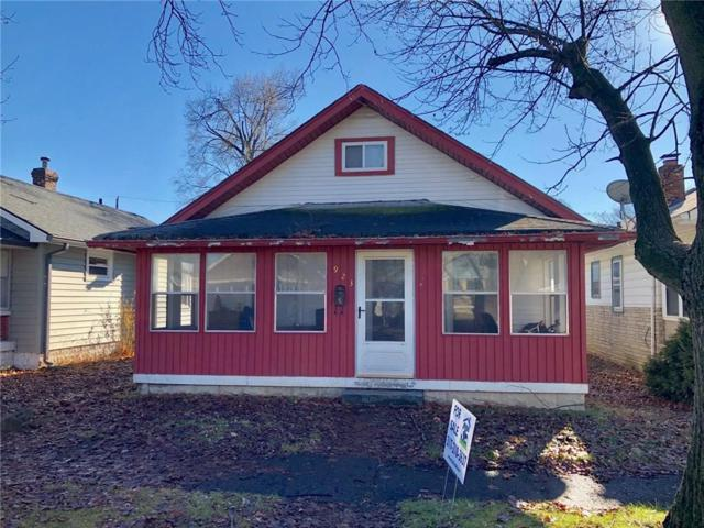 923 E Berwyn Street, Indianapolis, IN 46203 (MLS #21611376) :: Mike Price Realty Team - RE/MAX Centerstone