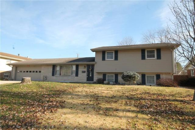 2913 Fairlawn Drive, Columbus, IN 47203 (MLS #21611457) :: The ORR Home Selling Team