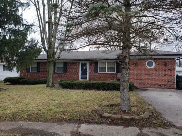 740 Laurel Lane, Fortville, IN 46040 (MLS #21611472) :: The ORR Home Selling Team